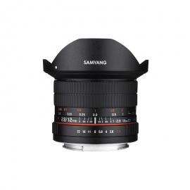 SAMYANG 12mm F2.8 ED AS IF NCS UMC Fisheye Lens