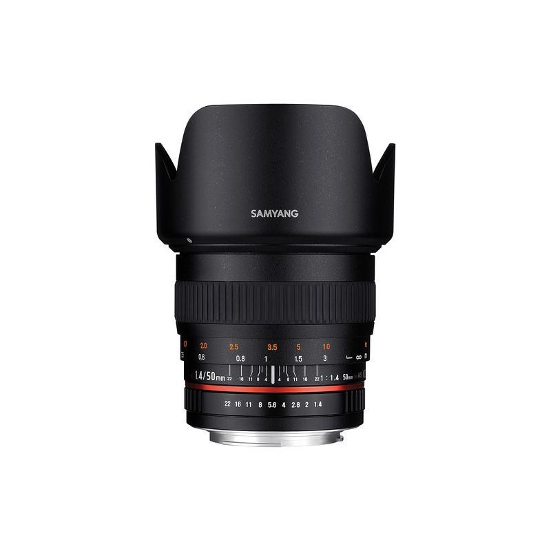 SAMYANG 50mm F1.4 AS UMC Lens