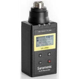 SR-VRM1 Compact Linear PCM Recorder with XLR Connector