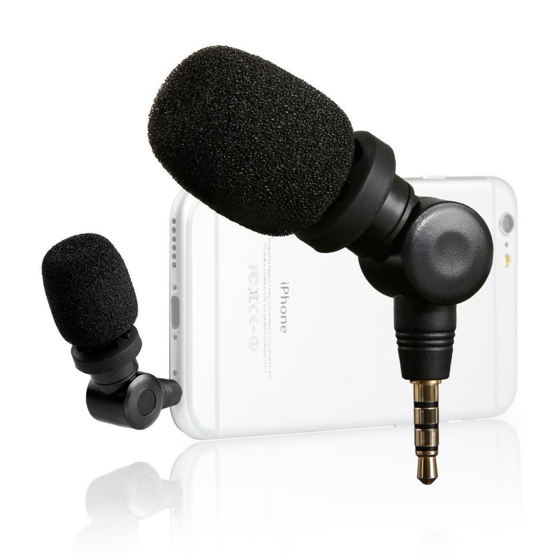 SmartMic Flexible Microphone for iPhone, iPad, iPod Touch
