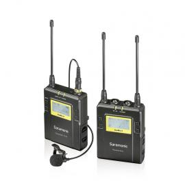 UHF Wireless Microphone Kit UwMic9 (TX9+RX9)