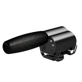 Vmic Microphone with Recorder & Monitor LCD
