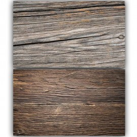Broad Wooden Double Sided Background for Product Photography