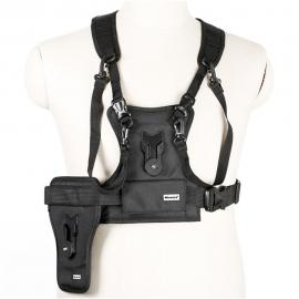 Camera Vest With Dual Side Holster