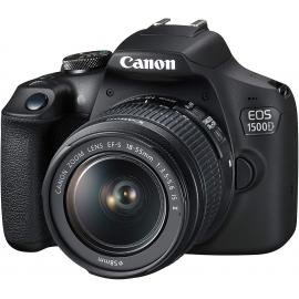 Canon EOS 1500D Camera with 18-55mm Lens