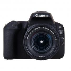Canon EOS 200D DSLR Camera with 18-55mm Lens