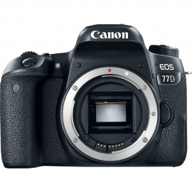 Canon EOS 77D DSLR Camera (Body Only)