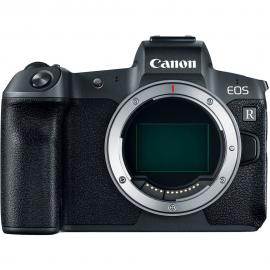 Canon EOS R Mirrorless Camera Body with EF-EOS R Mount Adapter