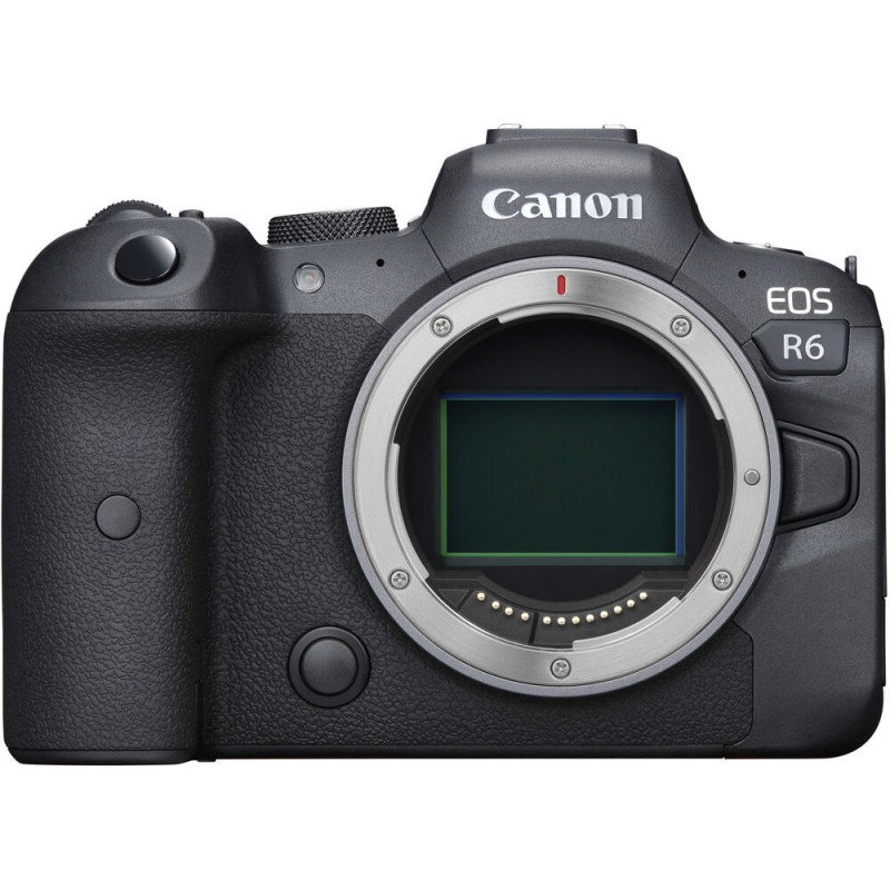 Canon EOS R6 Mirrorless Digital Camera with 600mm f/11 IS STM Lens