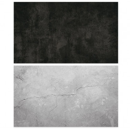 Cement Crack Wall Double Sided Background For Product Photography