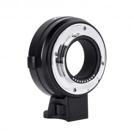 Commlite Auto Focus EF to Fujifilm FX Mount Adopter