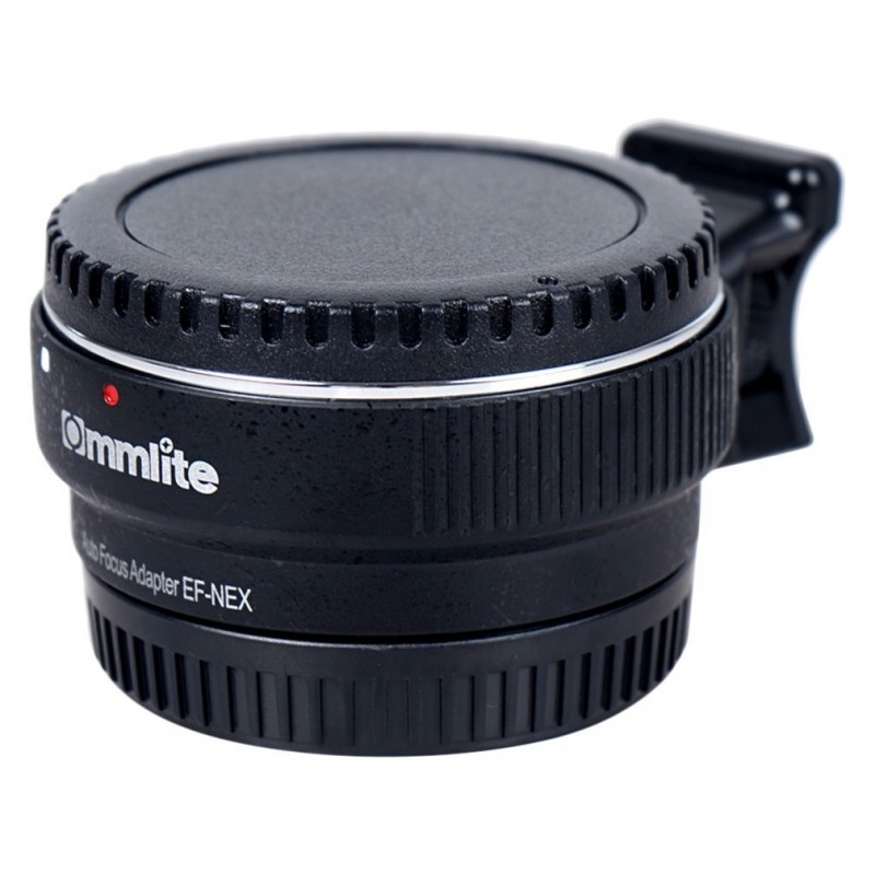 Commlite Auto Focus EF to Sony E Mount Adopter