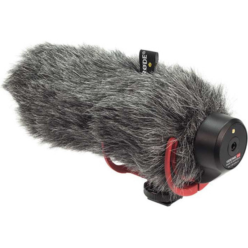 Dead Cat For Rode Video Mic