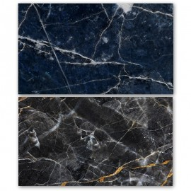 Deep Texture Marble Double Sided Background for Product Photography