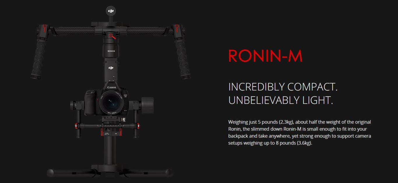 DJI Ronin M Review – Is It Worth Your Investment!