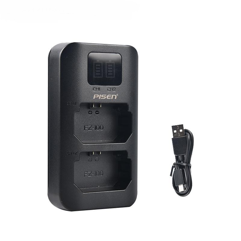 Dual Charger Fz100 For Sony A7iii/A7riii