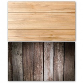 Dual Contrast Wooden Double Sided Background for Product Photography