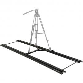 E-Image ED330 Portable Camera Dolly with Tracks