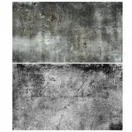 Faded Cement Floor Double Sided Background For Product Photography