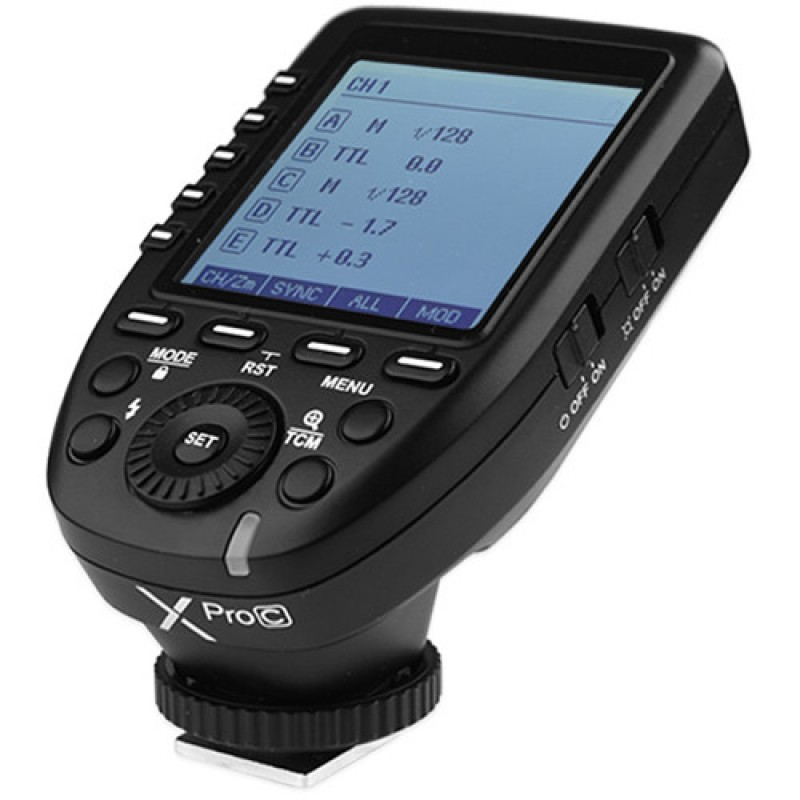 Godox XPro TTL Wireless Flash Trigger for Canon, Nikon and Sony