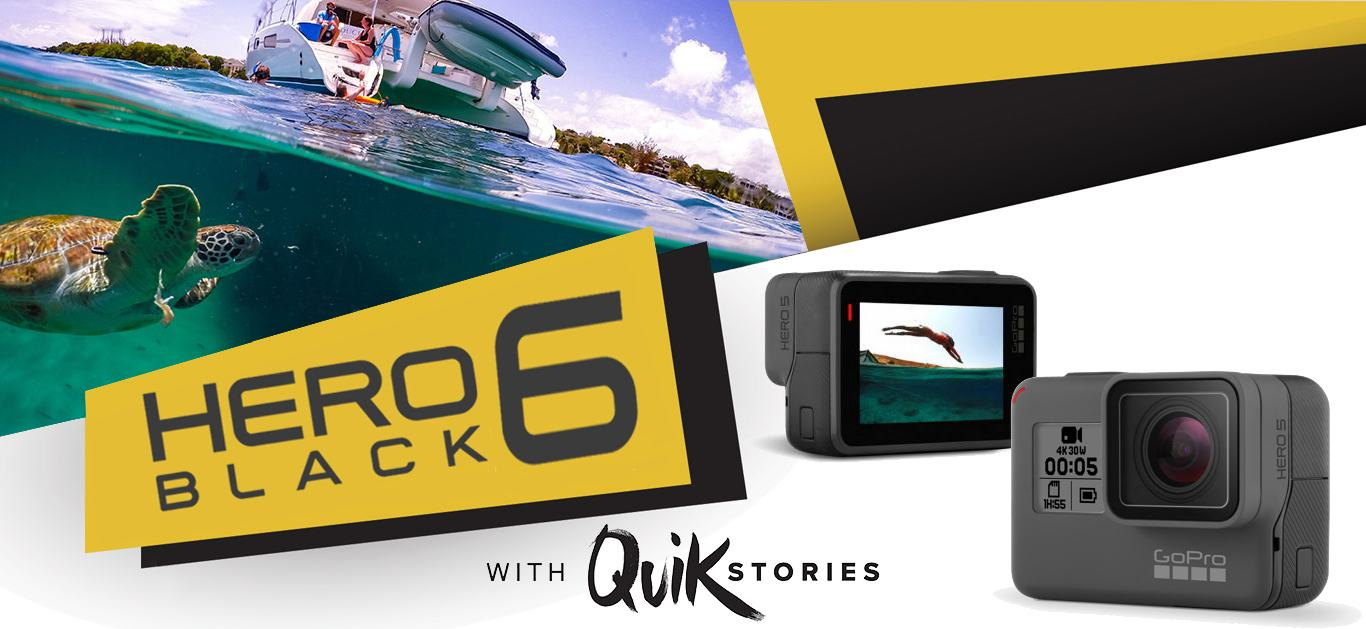 Hands on With The GoPro HERO 6 Black Edition
