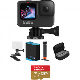 GoPro HERO9 Black Bundle
