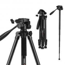 Kingjoy VT-880 2 in 1 Professional Tripod