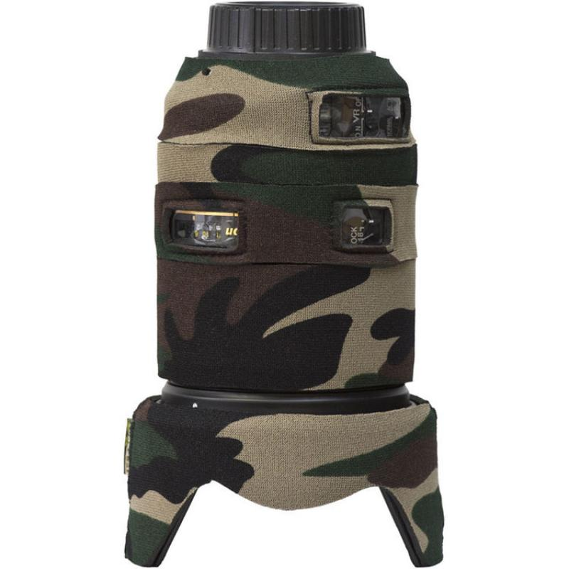 LensCoat for Nikon 18-300mm VR Camouflage