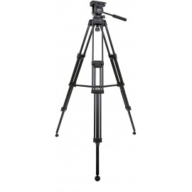 Libec TH-650EX Video Tripod With Fluid Tilter