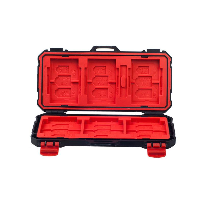 Lynca KH15 Memory Card Storage Box