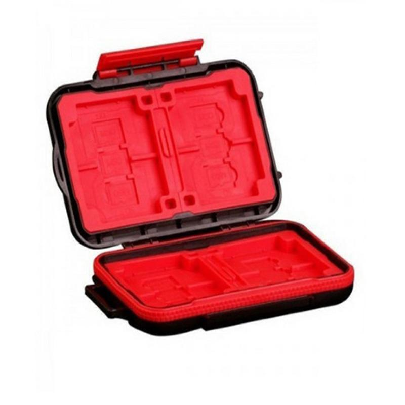 Lynca KH6 Memory Card Storage Box