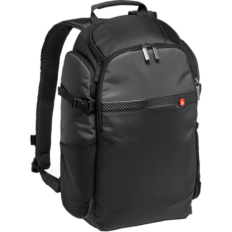 Manfrotto Befree Rear Access Advanced Camera and Laptop Backpack V2 Black