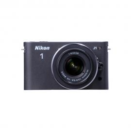 Nikon 1 j-1 Black Mirrorless Digital Camera with 10-30mm Lens