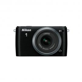 Nikon 1 S1 Mirrorless Digital Camera with 10-30mm KIT