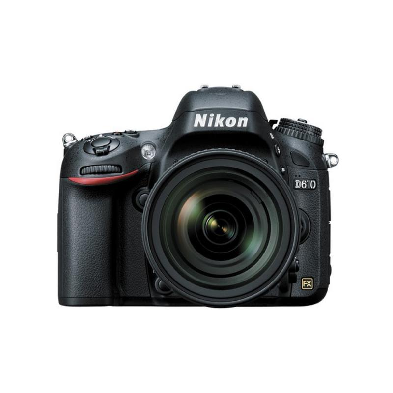 Nikon D610 KIT with AS-F 24-85mm/3.5-4.5G VR Lens
