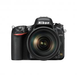 Nikon D750 with 24-120mm Lens