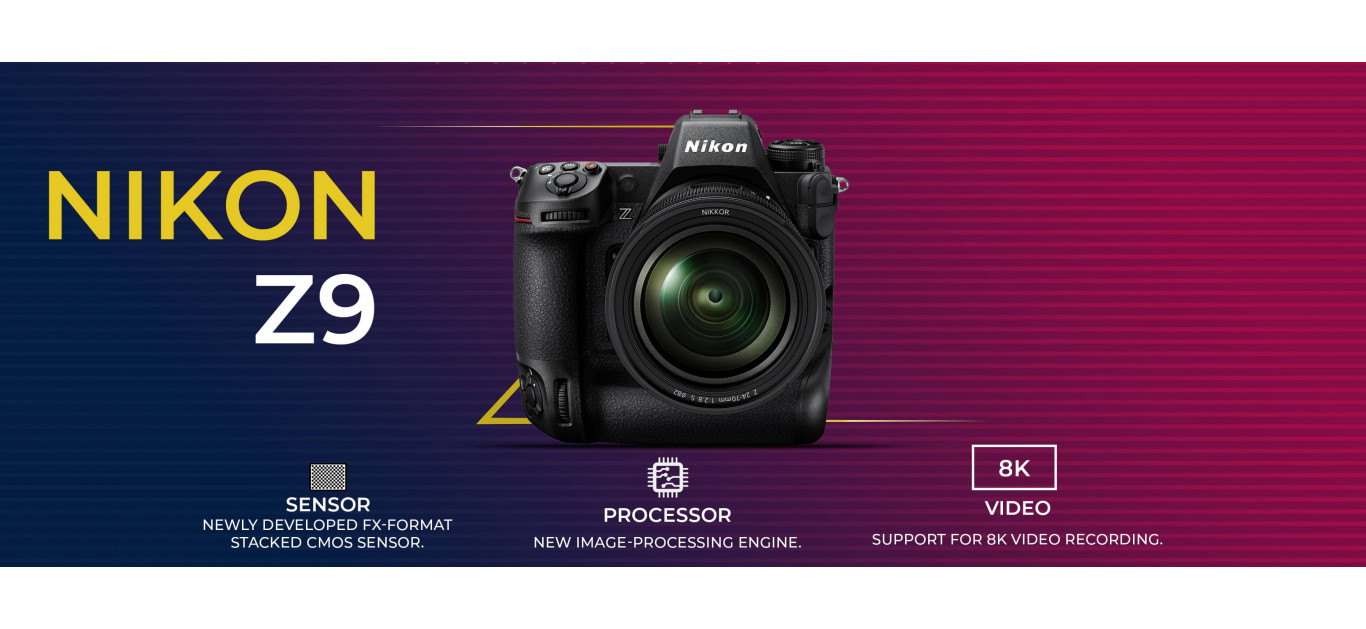 Nikon Z9 Released date, First Rumors & Features