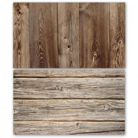 OAK Wooden Double Sided Background for Product Photography