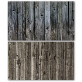 Old Wooden Double Sided Background for Product Photography