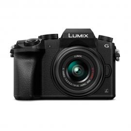 Panasonic Lumix DMC-G7 Mirrorless MFT Digital Camera with 14-42mm Lens