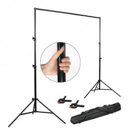 Portable Backdrop Support Kit