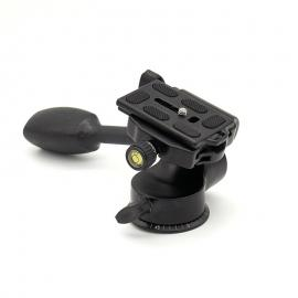QZSD Aluminum Professional Video Tripod Fluid Head