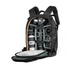 Rear Opening Camera Backpack