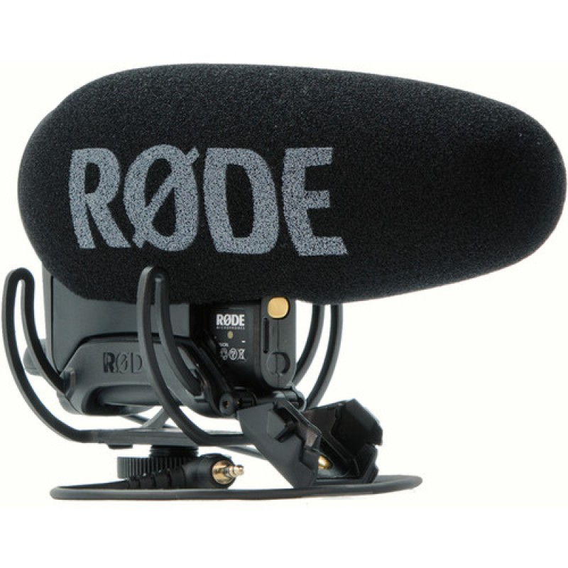 Rode VideoMic Pro-Plus Shotgun Microphone