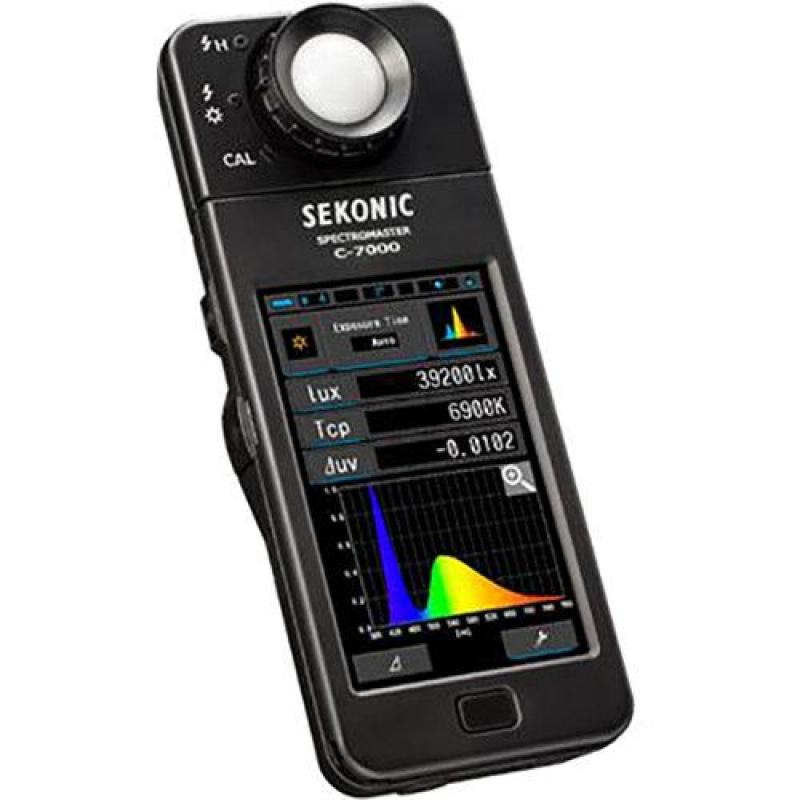 Sekonic C-7000 SpectroMaster Color Meter