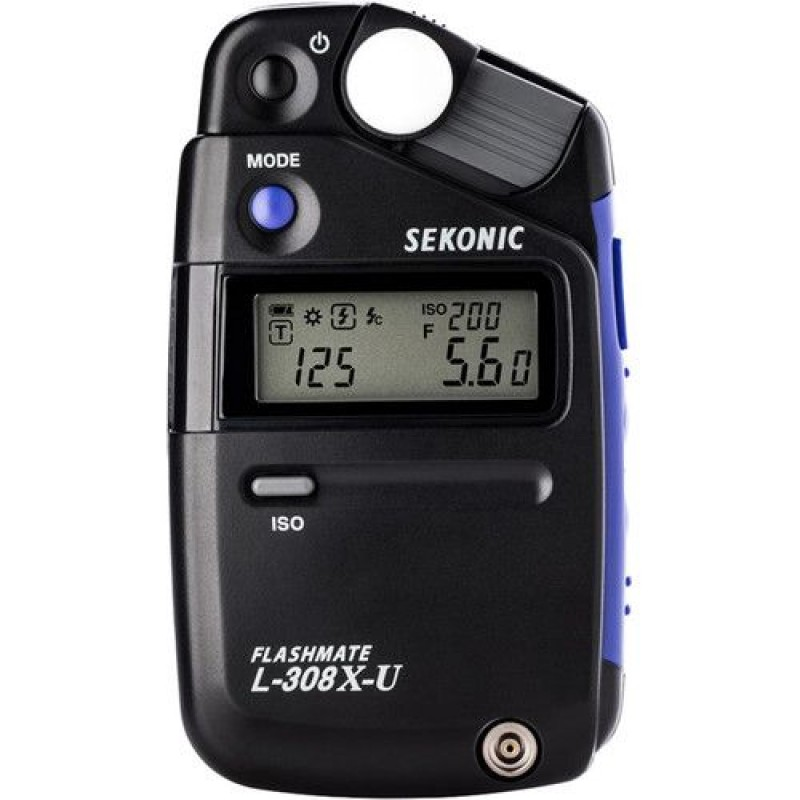 Sekonic L-308X Flashmate Light Meter