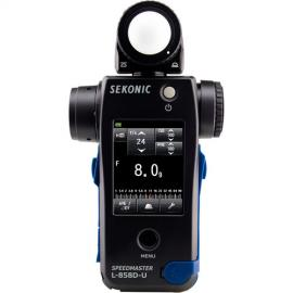 Sekonic Speedmaster L-858D with RT-EL/PX Light Meter Bundle KIT