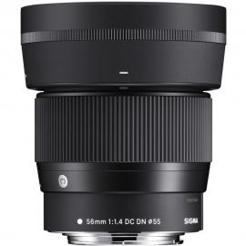 Sigma 56mm f/1.4 DC DN Contemporary Lens for Canon M-Mount