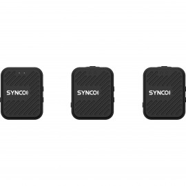 Synco WAir-G1-A2 Ultracompact 2-Person Digital Wireless Microphone