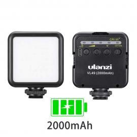 ULANZI VL49 2000mAh LED Video Light
